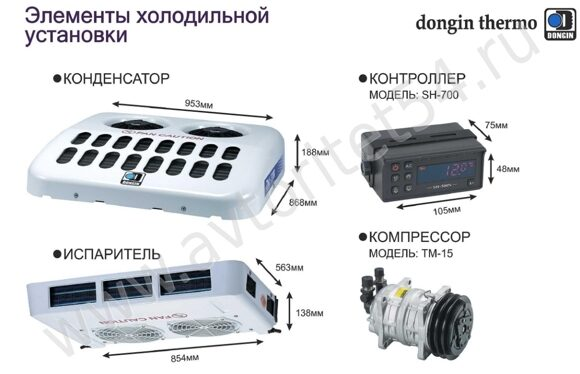 Dongin Thermo DM-100R