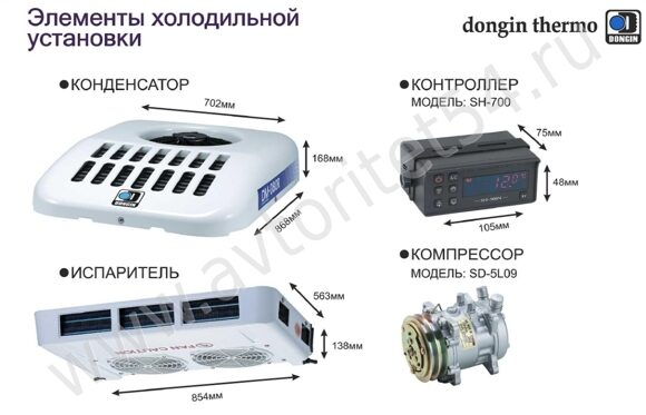 Dongin Thermo DM-080R